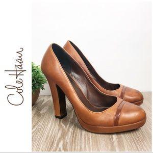 Vintage Cole Haan Platform Heels